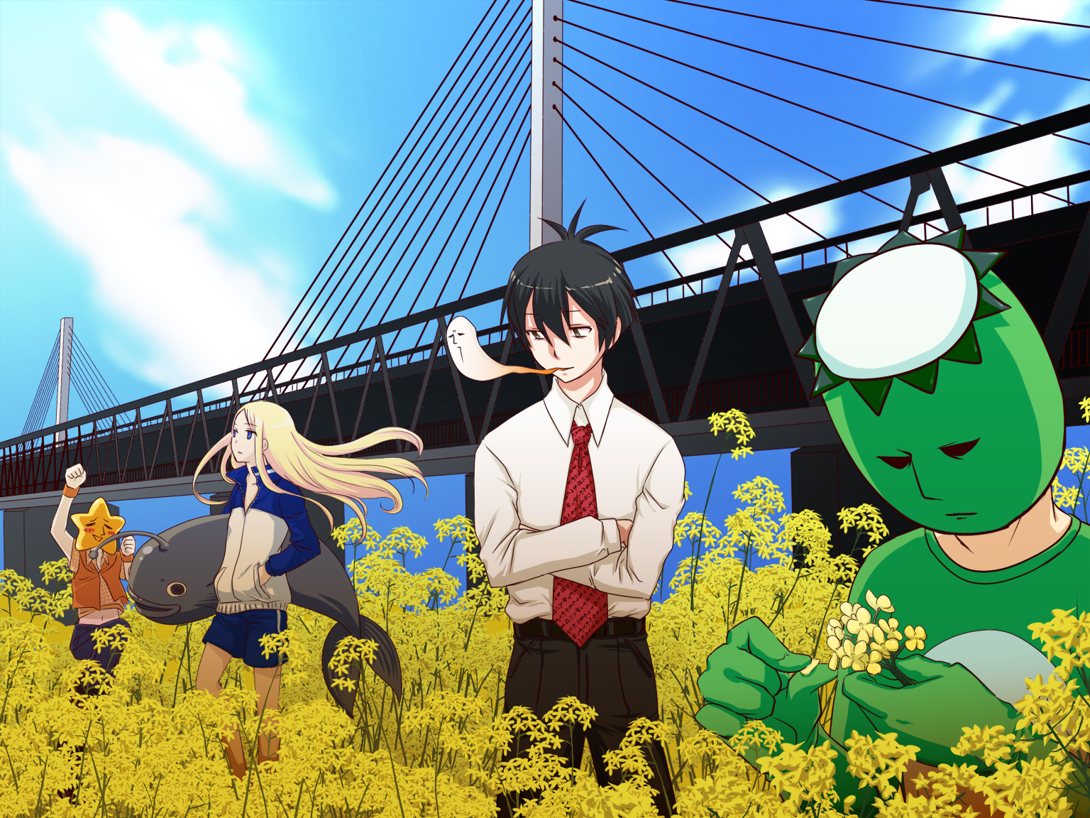 ... .com - 73454 arakawa_under_the_bridge nino_(arakawa_under_the_bridge