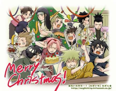 Naruto_Christmas