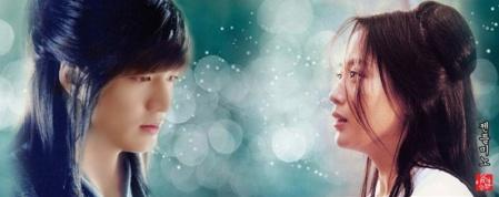 Syuting Pertama Lee Min Ho dalam Drama FAITH